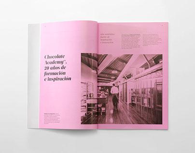 Magazine - Chocovic