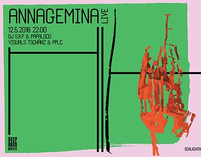 Annagemina - Poster