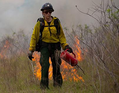 Fireline Leadership for Women Video