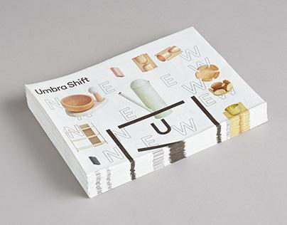Umbra Shift 2016 Catalog