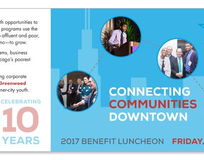 Nonprofit Event Branding & Invitation Materials
