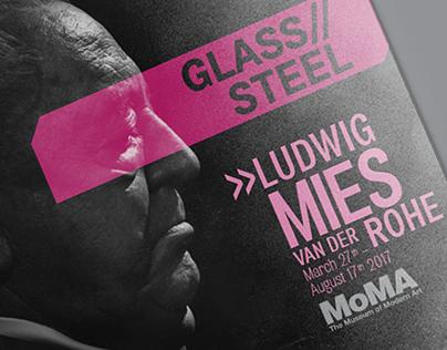 GLASS// STEEL