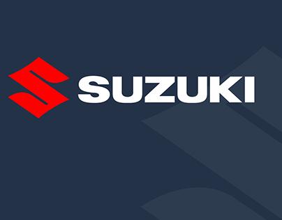Concept design for companies SUZUKI_