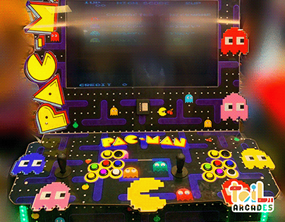Arcade - Pac-Man