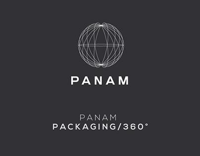 PANAM PACKAGING / 360 °