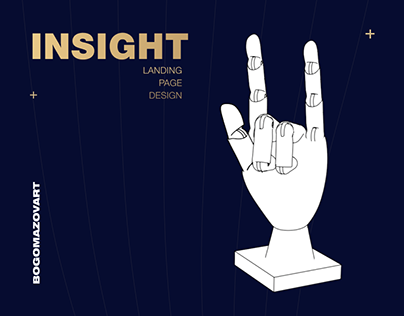INSIGHT — Landing Page