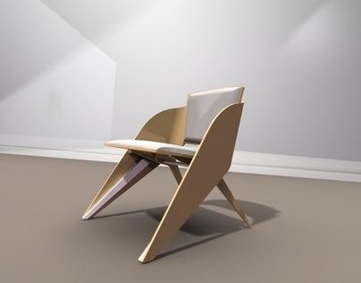 Strelitzia Chair