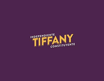 Campaña Tiffany Grassi Constituyente.