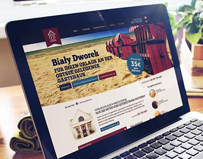 Seashore guesthouse website