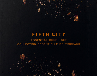 Fifth City: Holiday Packaging design.