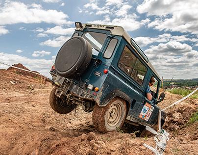 Land Rover 4D Challenge 2018