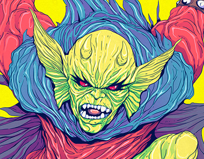 Etrigan The Demon - Fan Art
