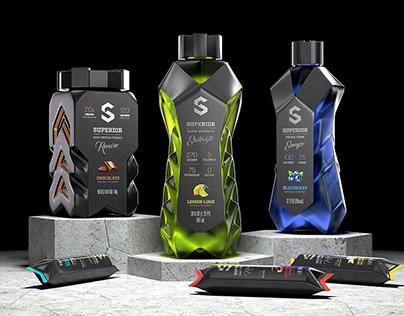 SUPERIOR - Elite sport product line