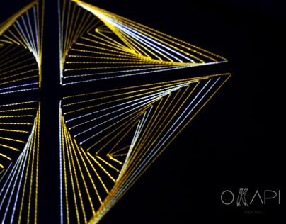 String Art OKAPI