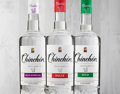 Chinchón. Brand restyling