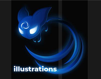 illustrations 2D Vol.1