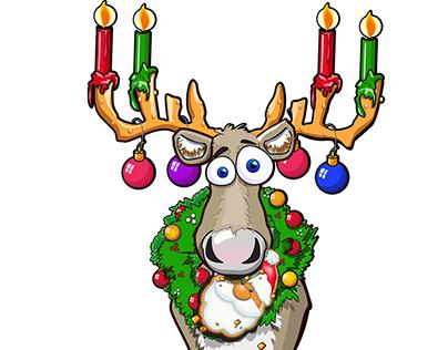 2016 Self Promotional Christmas Card