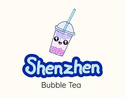 Logo Shenzhen Bubble Tea