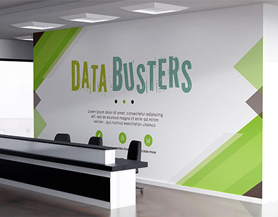 Logo for IT company DataBusters