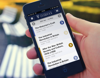 Timetables web/iOS/Android app