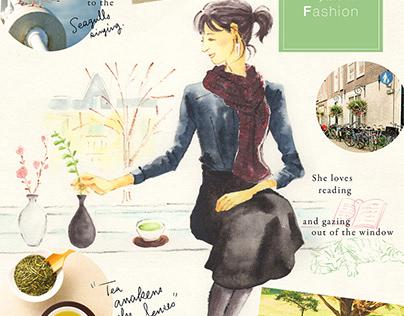Fantasize from Fashion No_14