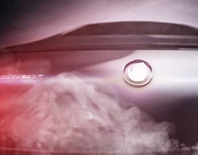 Carbon Turbo Text & Logo