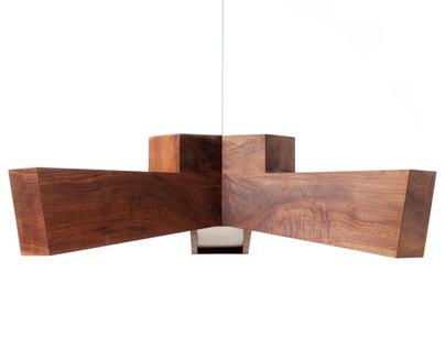 The Seven Pendant by Strand Design