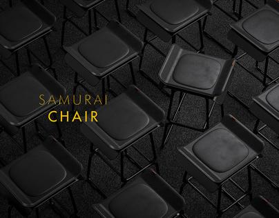 Samurai Chair|Chair Design