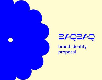 BAQBAQ l Brand Identity Guidelines