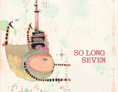 So Long Seven CD Package 1