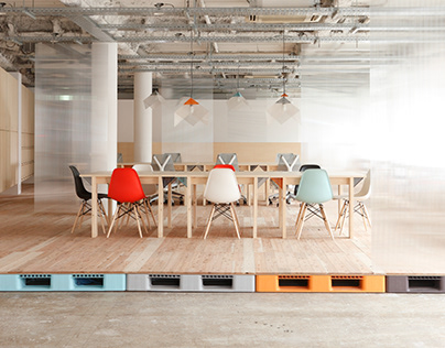 MOZILLA FACTORY SPACE【OPEN SOURCE】