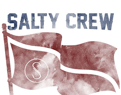 Salty Crew Tee Designs 2015