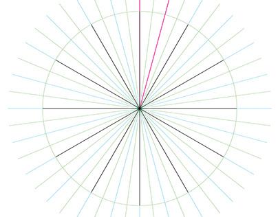 Pattern Customized Draw Template