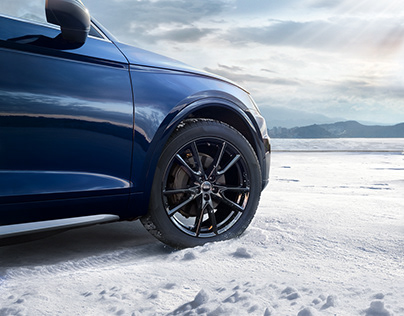 Audi winter wheels