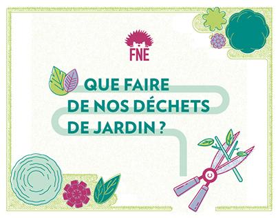 Campagne FNE - Jardin