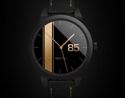 Blackline Wrist Watches