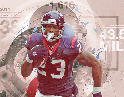 Texas Monthly / Arian Foster