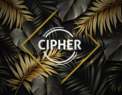 Cipher - Product Label Design
