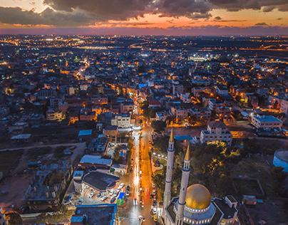 Muhammad Al-Fateh Mosque in Palestine