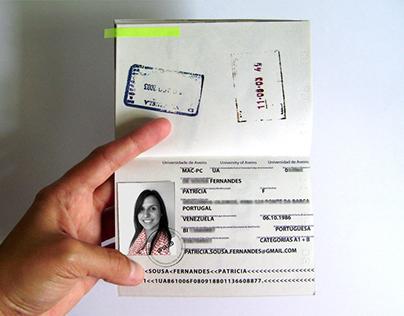 my portfolio   my passport
