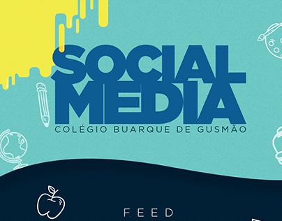 Social Media | Colégio Buarque de Gusmão