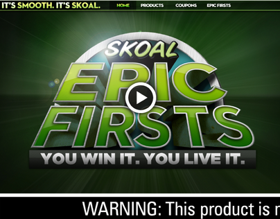 Skoal EPIC FIRSTS