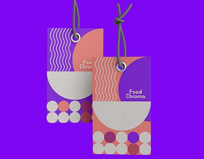 Food Chroma – Visual Identity