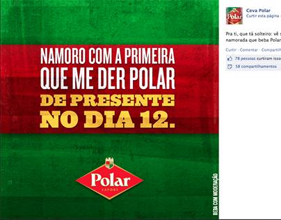 Campanha Polar no Facebook