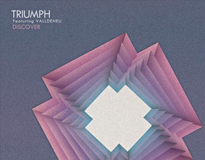 TRIUMPH feat. VALLDENEU - Discover / Rebirth records