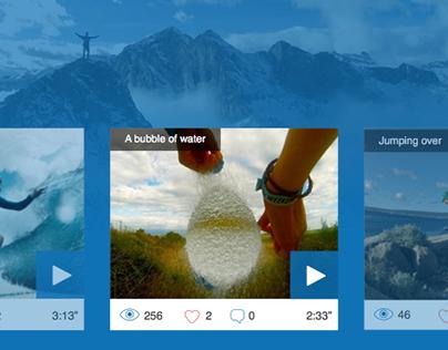 Corporate Identity & web responsive app