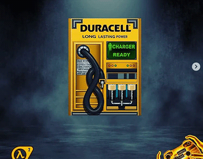 Duracell ft Half-Life Project