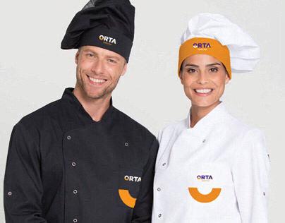 🇽🇰 Orta Brand identity