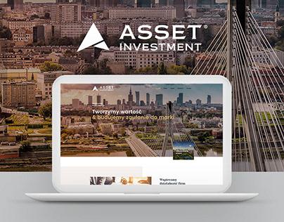 Asset Investment | Website