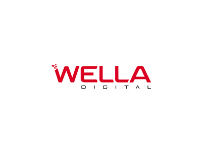 Wella Digital - Logo Animation